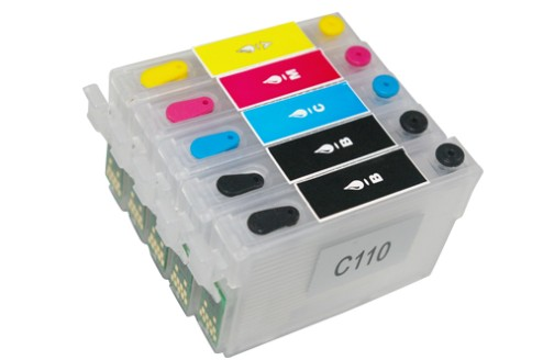 mini infus refillable cartridge isi ulang epson t1100 t30